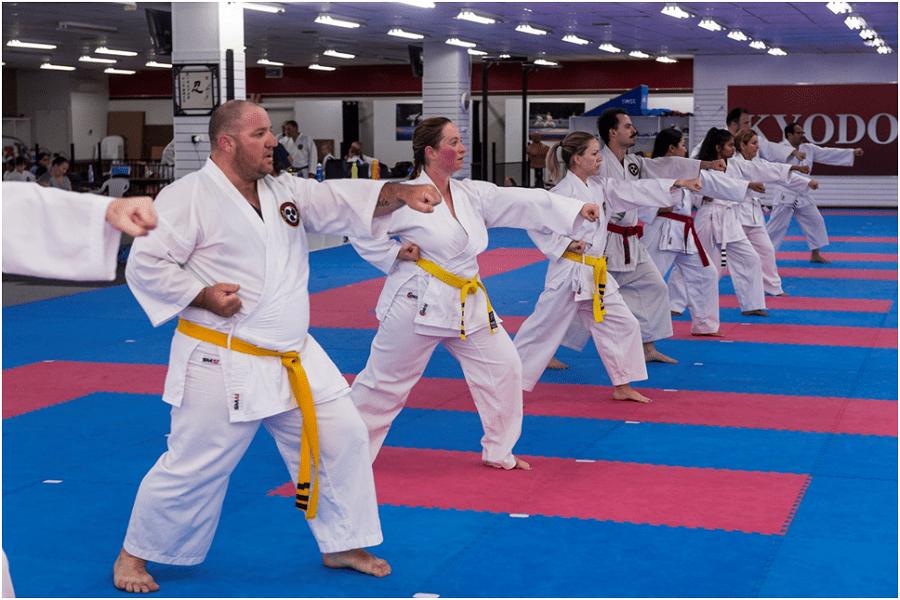 Family3, Canberra Karate Academy in Fyshwick and Gungahlin, Australian Capital Territory