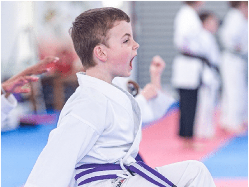 Kids Prepares Your Child For Success In Life., Canberra Karate Academy in Fyshwick and Gungahlin, Australian Capital Territory