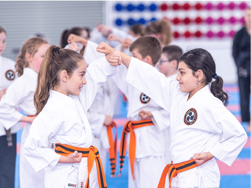 Kids So Much More Than Punches Kicks. Changes Lives, Canberra Karate Academy in Fyshwick and Gungahlin, Australian Capital Territory